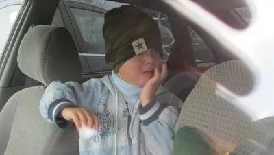Какое наказание за оставление ребенка в машине