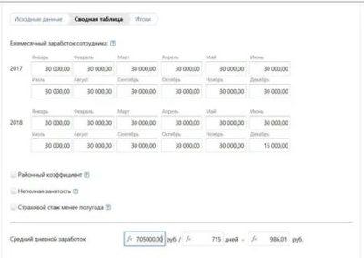 Как рассчитать ежемесячные декретные выплаты