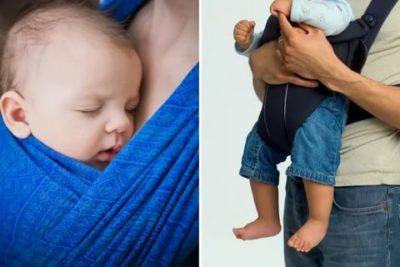 Нужно ли постоянно носить ребенка на руках