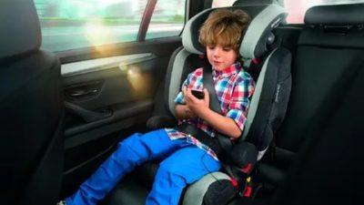 Как можно перевозить 4 летнего ребенка в машине