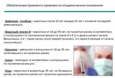Можно ли пить алкоголь после прививки от гепатита