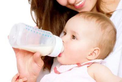 Можно ли детям молоко