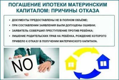 Какие документы нужны в Пфр для погашения ипотеки материнским капиталом