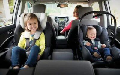 Когда можно возить ребенка без автокресла