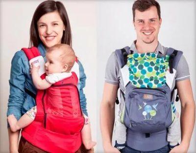 В каком возрасте можно носить ребенка в рюкзаке
