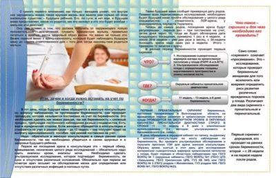 На каком сроке нужно вставать на учет по беременности