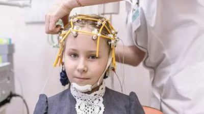 В каком случае ребенку требуется Энцефалограмма
