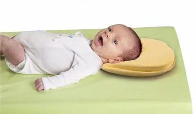 Можно ли подушку грудничку