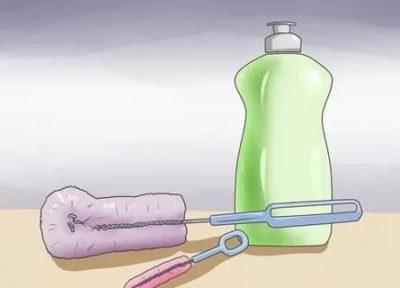 Можно ли мыть детские бутылочки пищевой содой