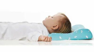 Какой должна быть подушка для ребенка 3 лет