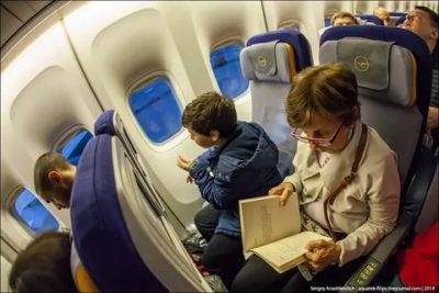 Можно ли отправить несовершеннолетнего ребенка на самолете