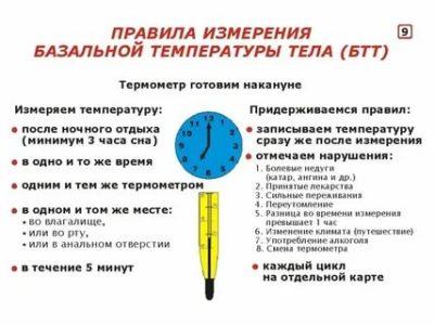 Можно ли измерить базальную температуру с помощью обычного градусника