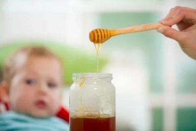 Можно ли грудному ребенку мед