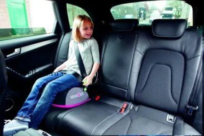 Можно ли перевозить ребенка на заднем сиденье без кресла