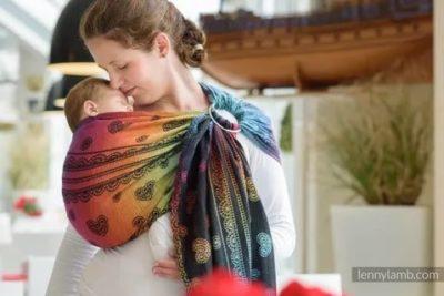 Что такое слинг шарф