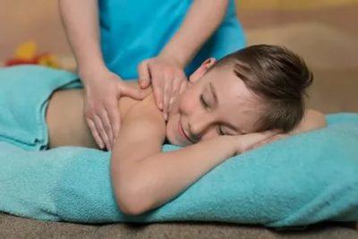 Что такое детский массаж