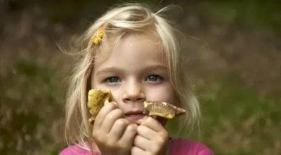 Можно ли детям давать грибы