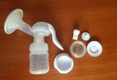Как правильно сцеживать грудное молоко Авент ручной
