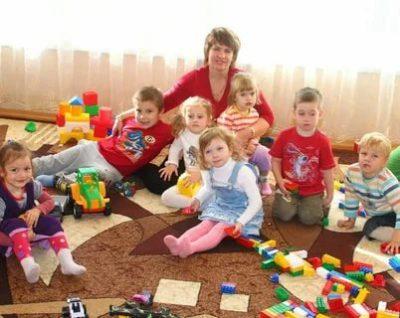 В каком возрасте дети идут в детский сад