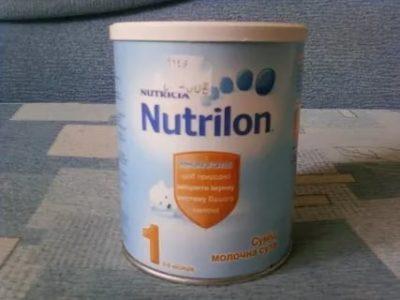 Как долго можно хранить готовую смесь Нутрилон