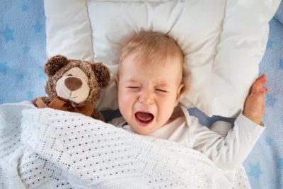 Что делать если ребенок не спит по ночам