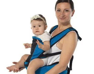 В каком возрасте можно носить ребенка в кенгуру