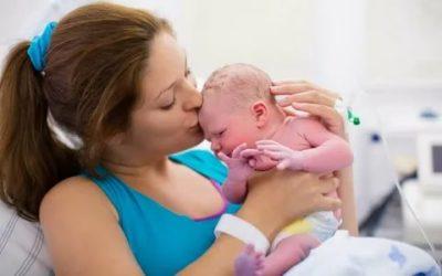 Как ухаживать за ребенком после родов