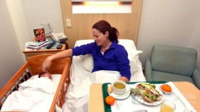 Что можно кушать после родов в роддоме