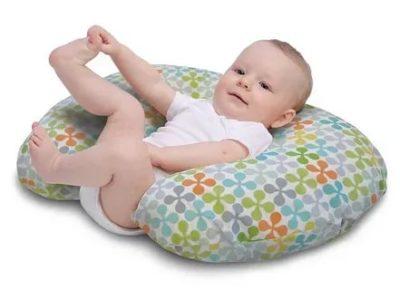 В каком возрасте нужна подушка ребенку