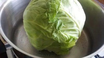 Сколько нужно варить белокочанную капусту для ребенка