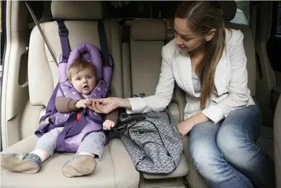 Как перевозить детей с 7 лет