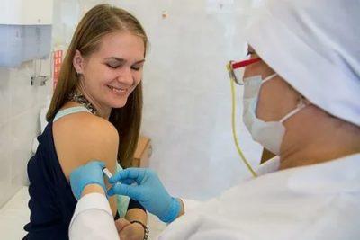 Куда делают прививку от гриппа