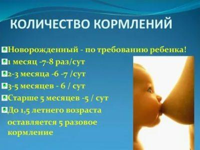 Как долго нужно кормить ребенка грудью